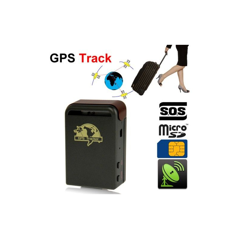 traceur gps portable sos localisation voiture enfant carte micro sd. Black Bedroom Furniture Sets. Home Design Ideas