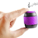 Enceinte portable haut-parleur Bluetooth NFC kit main libre violet - Mini enceinte Bluetooth - www.yonis-shop.com