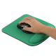 Tapis de souris ergonomique repose poignet ultra fin vert - Tapis de souris - www.yonis-shop.com