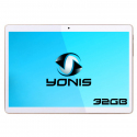 Tablette 3G 9.6 pouces Android 5.1 Octa Core 2Go RAM 32 Go Blanc - Tablette tactile 10 pouces - www.yonis-shop.com