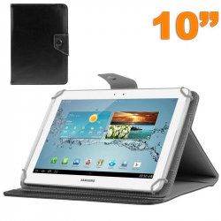 Housse universelle tablette 10 pouces ajustable 10.1'' support Noir - Housse tablette - www.yonis-shop.com
