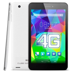 Tablette tactile 4G Android 4.4.4 Octa Core 7 pouces 24 Go Blanc