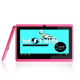 Tablette tactile Android 4.1 Jelly Bean 7 pouces capacitif 34 Go Rose - Tablette tactile 7 pouces - www.yonis-shop.com