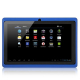 Tablette tactile Android 4.1 Jelly Bean 7 pouces capacitif 10 Go Bleu - Tablette tactile 7 pouces - www.yonis-shop.com