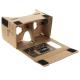 Casque de réalité virtuelle cardboard 3D kit smartphone 4 5 pouces - Casque VR - www.yonis-shop.com