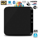 Passerelle multimédia 4K Android TV 5.1 Mini PC Quad Core 2GHz 8Go - Android TV box - www.yonis-shop.com