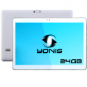 Tablette 10 pouces 3G Android 5.1 Lollipop Dual SIM Quad Core 24Go Blanc - Tablette tactile 10 pouces - www.yonis-shop.com