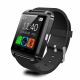 Montre connectée smartwatch Bluetooth Android écran tactile Noir - Montre connectée - www.yonis-shop.com