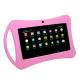 Tablette enfant 7 pouces Android 5.1 Bluetooth 1Go RAM Quad Core 16Go Rose - Tablette tactile enfant - www.yonis-shop.com