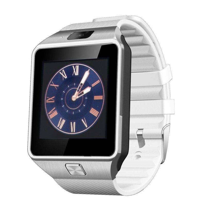 montre smartwatch t l phone android ios bluetooth carte sim sport. Black Bedroom Furniture Sets. Home Design Ideas