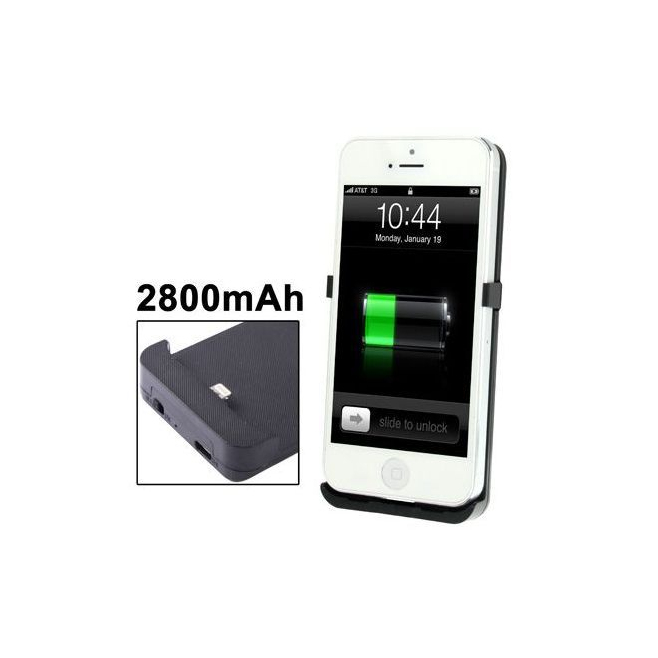Batterie coque iPhone 5 5S