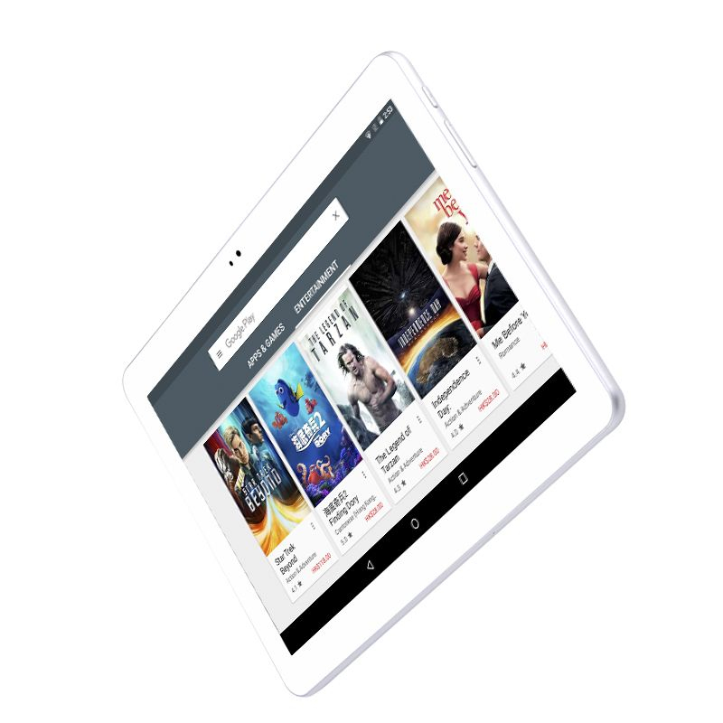 Tablette 4g android 6 0 ecran ips 10 pouces hd 1gb ram for Photo ecran android 6