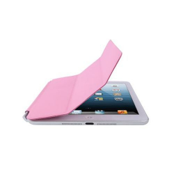 Smart Cover iPad Mini 7 pouces étui support Rose
