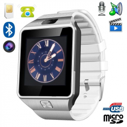 Montre Smartwatch Téléphone Android iOS Bluetooth Carte SIM Sport