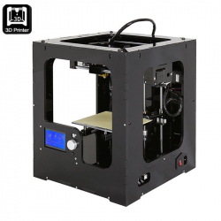 Imprimante 3D Metal Haute Précision Lcd Pla Abs Windows Mac Ios Linux