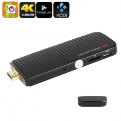Clé TV Android box 6.0 HDMI Miracast Mini PC QuadCore 2GHz Kodi 4K 8Gb