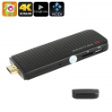 Clé TV Android box 6.0 HDMI Miracast Mini PC QuadCore 2GHz Kodi 4K 8Gb - Box TV Android - www.yonis-shop.com
