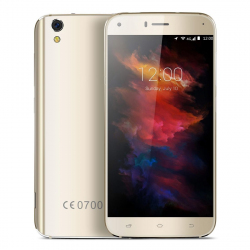 Smartphone Android 6.0 Octa Core 3Gb Ram Otg Gps 5 Pouces 2.5D 4G 16Go Smartphone 5 pouces YONIS