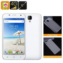 Smartphone 5 Pouces Hd 4G Android 6.0 Quad Core Dual Sim Gps 1Gb Ram Smartphone 5 pouces YONIS