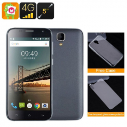 Smartphone 5 Pouces Android 6.0 Quad Core 4G Double Sim Hd Gps 1Gb Ram Smartphone 5 pouces YONIS