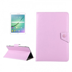 Housse tablette universelle 10 pouces Etui support protection Rose - Housse tablette - www.yonis-shop.com