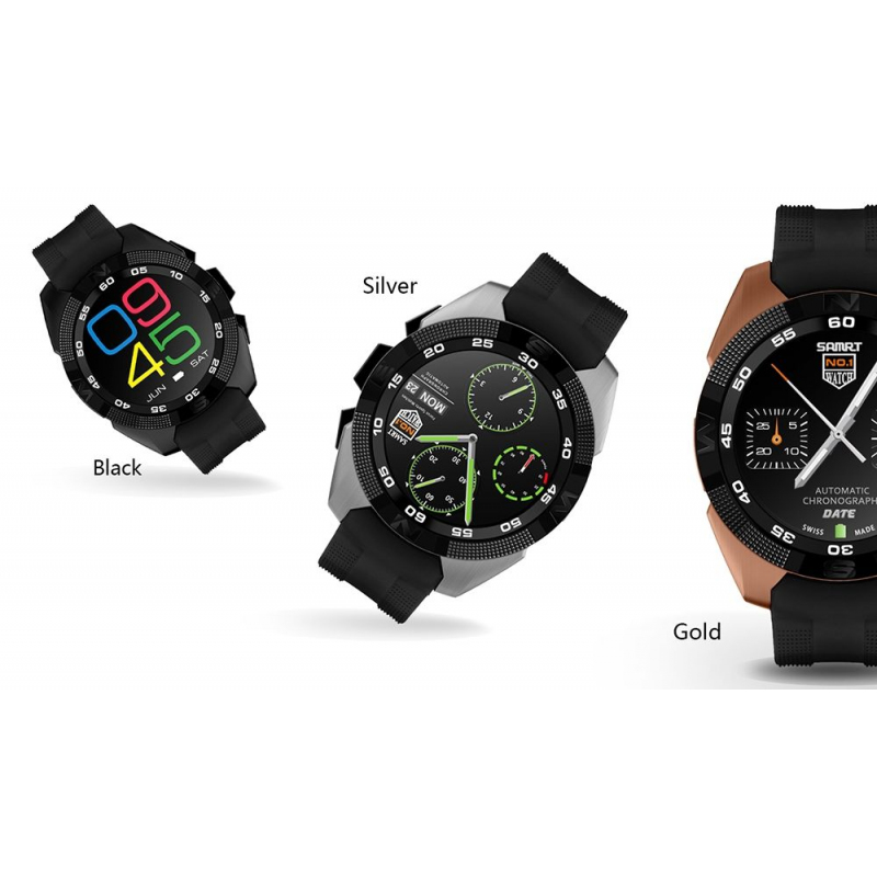 montre connect e sport cardio smart watch android apple. Black Bedroom Furniture Sets. Home Design Ideas