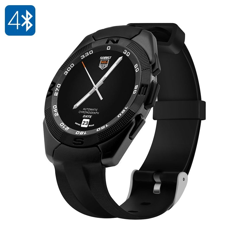 smart watch montre cardio connect e android et ios. Black Bedroom Furniture Sets. Home Design Ideas