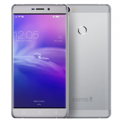 "Smartphone 4G Android 6.0 Octa Core 2Ghz 4Go Ram 5.5\"" Fhd 32Go Gris Smartphone 5.5 pouces YONIS"