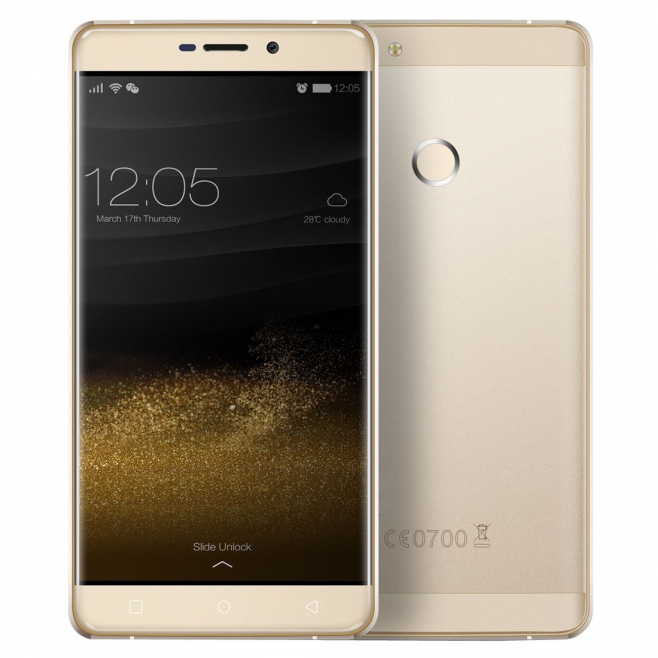 "Smartphone Octa Core 4G Android 6.0 2Ghz 4Go Ram 5.5\"" Fhd 32Go Or - Smartphone 5.5 pouces - www.yonis-shop.com"
