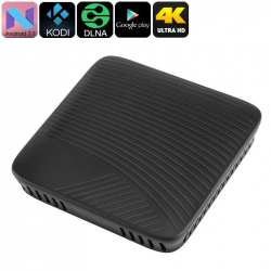 Android TV Box 4K Box TV Android 7.1 QuadCore 2Go RAM AirPlay Miracast
