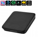 Box TV Android 7.1 4K Mini PC Octa Core 3Go RAM WIFI Miracast Kodi TV