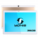 "Tablette 4G multimédia 32 Go 10\"" Android 7.0 Octa Core 2Go RAM Or - Tablette tactile 4G - www.yonis-shop.com"
