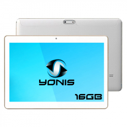 Tablette 4G 10 Pouces Android 5.1 Quad Core 1GB RAM Dual SIM 16Go - Tablette tactile 4G - www.yonis-shop.com