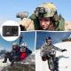 Caméra sport étanche Wifi 4k Slow Motion 16MP grand angle 170° Or - Camera sport étanche - www.yonis-shop.com