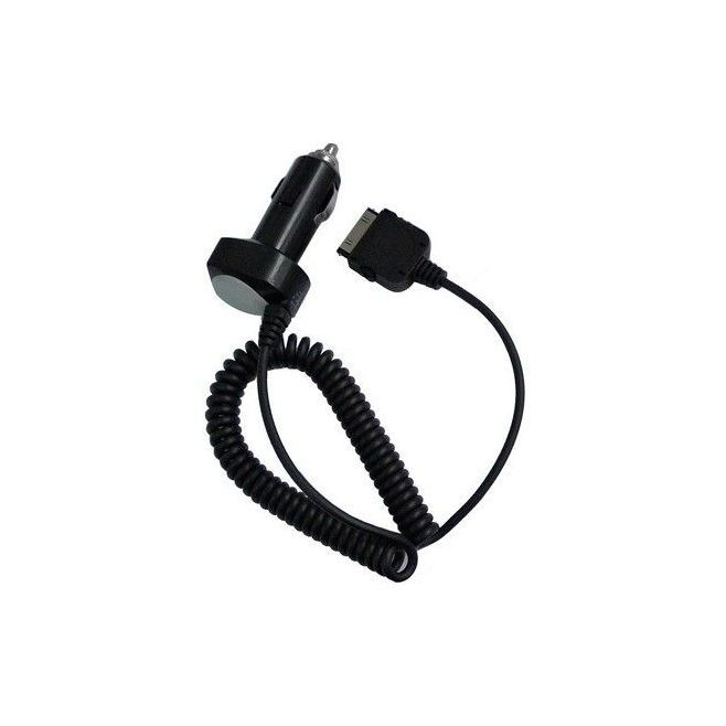 Chargeur voiture iPhone 4 4S 3G 3GS iPad 1 2 3 iPod allume cigare - Chargeur iPhone - www.yonis-shop.com