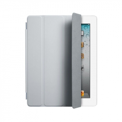Smart cover new iPad 4 retina housse support Gris 9.7