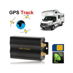 Traceur GPS localiseur GSM SOS antivol voiture camping-car Traceur GPS YONIS