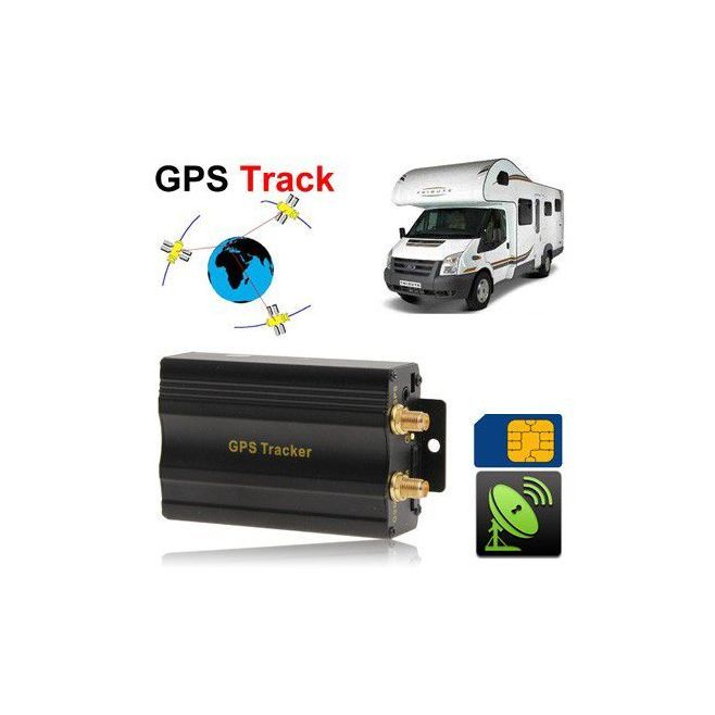 traceur gps localiseur gsm sos antivol voiture camping car. Black Bedroom Furniture Sets. Home Design Ideas