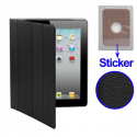 Smart cover iPad 2 sticker noir - Smart cover iPad - www.yonis-shop.com