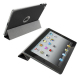Smart cover new iPad 4 retina housse coque sticker noir Smart cover iPad YONIS