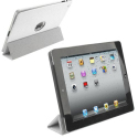 Smart cover new iPad 4 retina housse coque sticker blanc - Smart cover iPad - www.yonis-shop.com