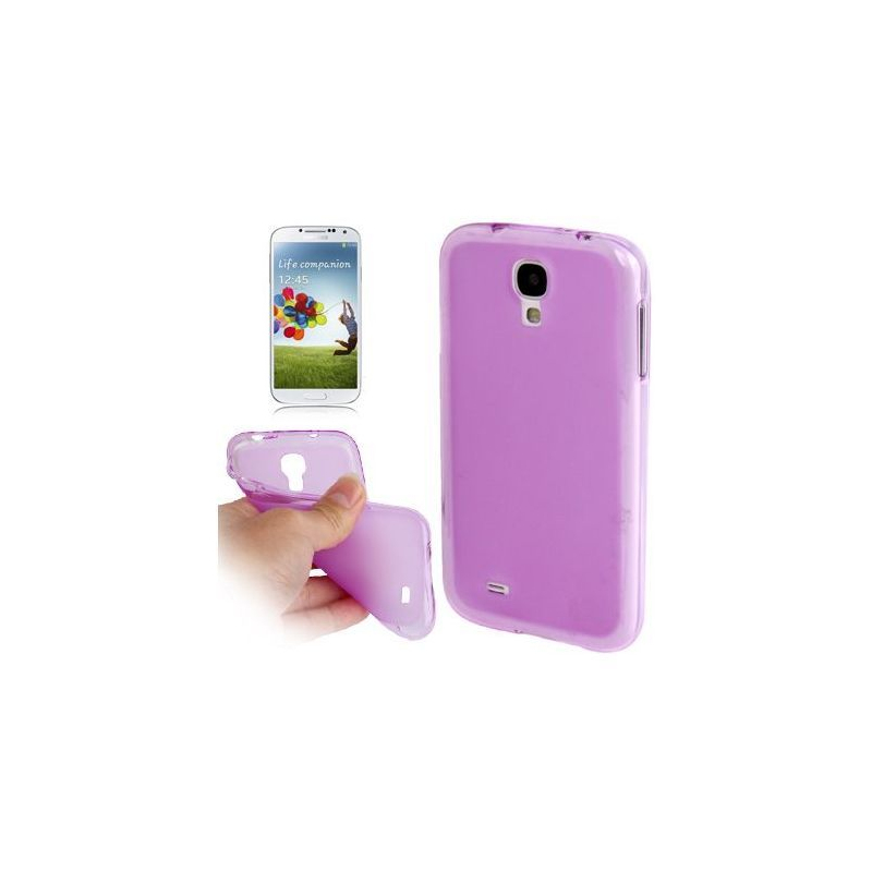 Housse samsung galaxy s4 i9500 coque silicone pure color for Housse samsung galaxy s4