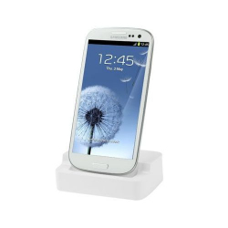 Dock de synchronisation Samsung Galaxy S4 S3 chargeur universel