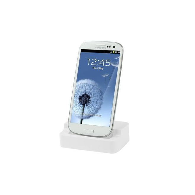 Dock de synchronisation Samsung Galaxy S4 S3 chargeur universel - Station d'accueil smartphone - www.yonis-shop.com