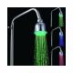 Pommeau de douche plafond lumineux à LED Douchette indicateur de température - Salle de bain - www.yonis-shop.com