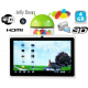 Tablette tactile Android 4.1 Jelly Bean 7 pouces HDMI 4 Go Blanc - Tablette tactile 7 pouces - www.yonis-shop.com