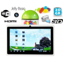 Tablette tactile Android 4.1 Jelly Bean 7 pouces 20 Go Blanc - Tablette tactile 7 pouces - www.yonis-shop.com