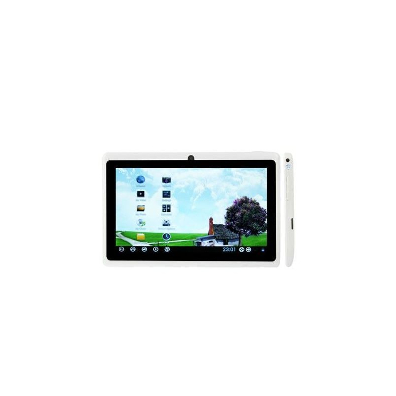 tablette tactile android 4 1 jelly bean 7 pouces hdmi 20 go blanc. Black Bedroom Furniture Sets. Home Design Ideas