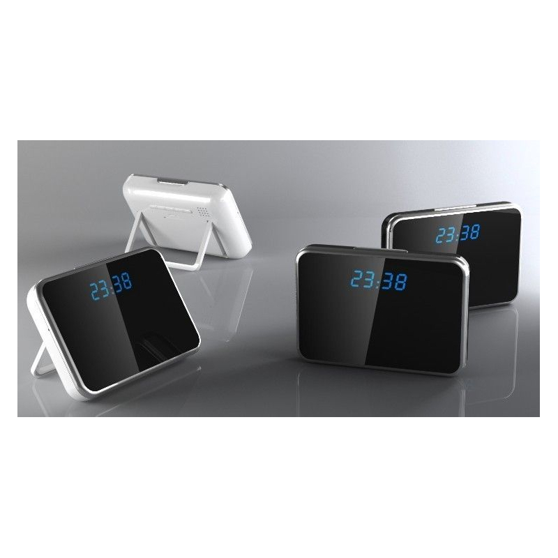 r veil camera espion miroir d tecteur de mouvement usb. Black Bedroom Furniture Sets. Home Design Ideas