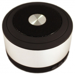Mini enceinte bluetooth kit mains libre smartphone Micro SD Gris - Enceinte Bluetooth - www.yonis-shop.com